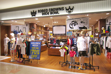 【RODEO CROWNS WIDE BOWL】ネイル・服装・髪型自由♪学生・フ…